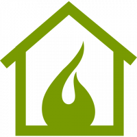 fire-inside-a-home-like-heating-symbol