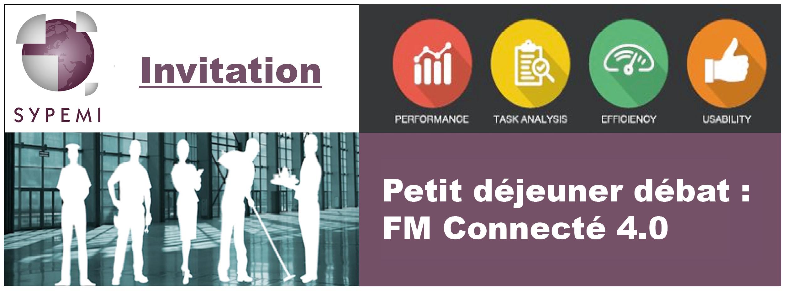 Petit-déjeuner débat du SYPEMI : FM connecté 4.0 @ MEDEF