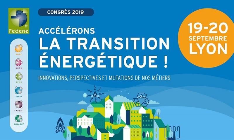 Congrès de la FEDENE 2019 @ L'embarcadère