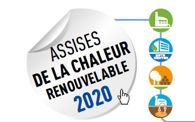 Les Assises Franciliennes de la Chaleur renouvelable 2020 - 6 au 9 octobre @ en ligne